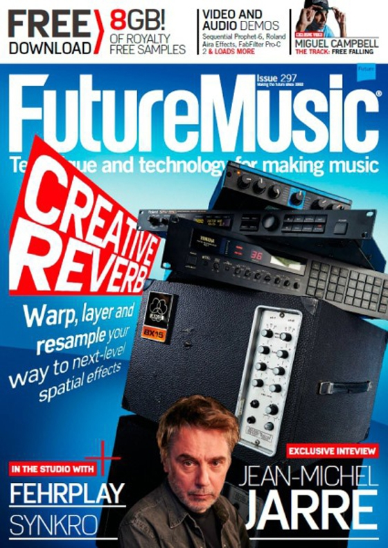 Future Music Autumn 2015